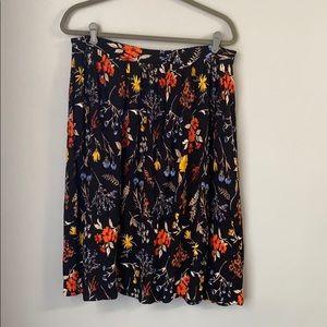 Old navy large midi skirt